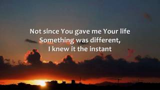Brandon Heath - The Light in Me - Lyrics