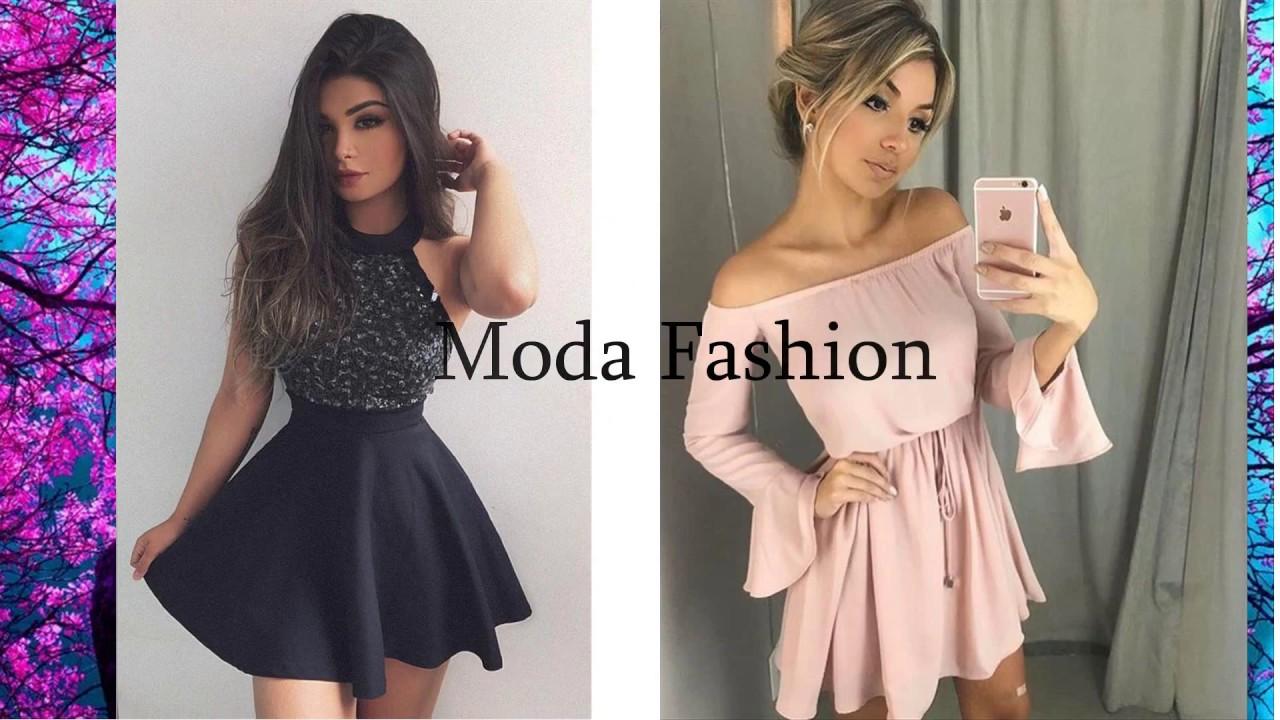 85e32ca86 Moda s Outfits VESTIDOS ELEGANTES DE MODA DRESSES FOR LADIES ...