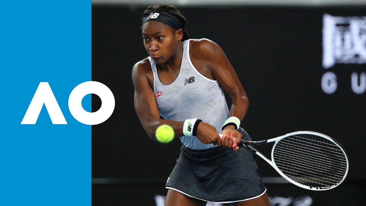 Osaka Serena Federer Are Up And Running Australian Open 2020 Day 1