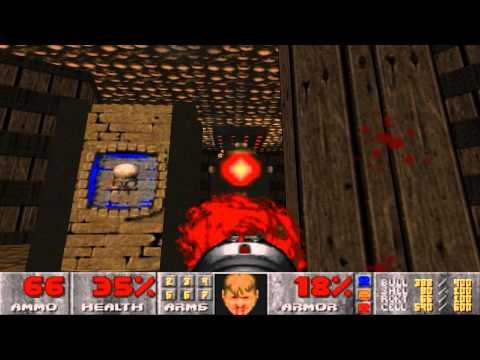 Final Doom: TNT Evilution - (Map21) Administration Center