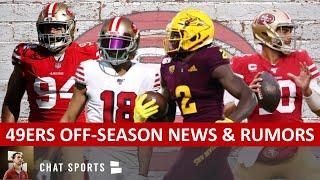 49ers Rumors Mailbag: Cut Dante Pettis & Solomon Thomas? WR Depth Chart? Super Bowl 55 Path?