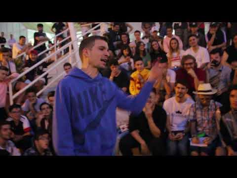 VIVI VS GODE -16avos- FlowRap Murcia 14/10/17