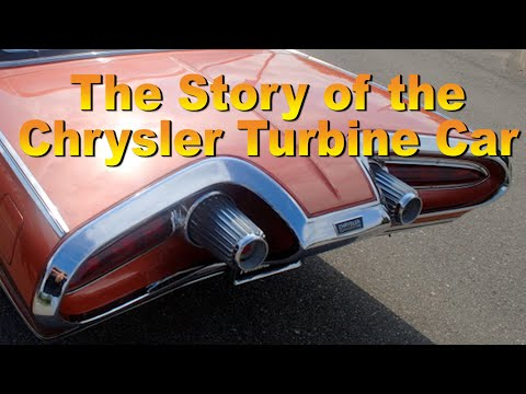 Chrysler Turbine Car Program Overview