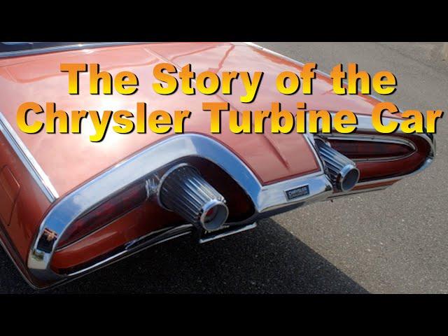 Remember That Chrysler Turbine Engine For Sale