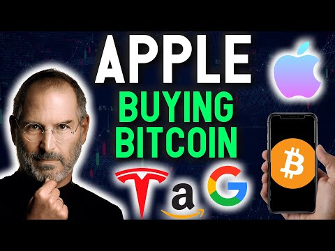 $1M BTC!! APPLE TO SEND BITCOIN PARABOLIC WITH GAINS!  Altcoins will make you RICH