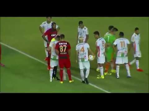Sport 1 x 1 América MG - Melhores Momentos  -  Campeonato Brasileiro 2016  # 03-08-2016