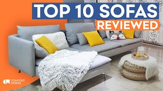 TOP 10 IKEA Sofas 2019 | Most POPULAR Sofas REVIEWED