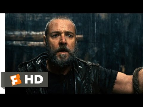 Noah (6/10) Movie CLIP - The Great Flood (2014) HD