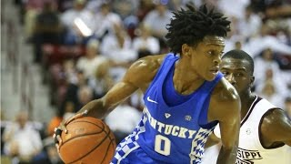 de aaron fox takes over down the stretch vs mississippi state   campusinsiders