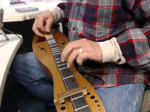 Beech Spring on Mountain Dulcimer