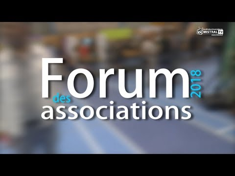 2018 09 08 Locale à la Une Forum des associations