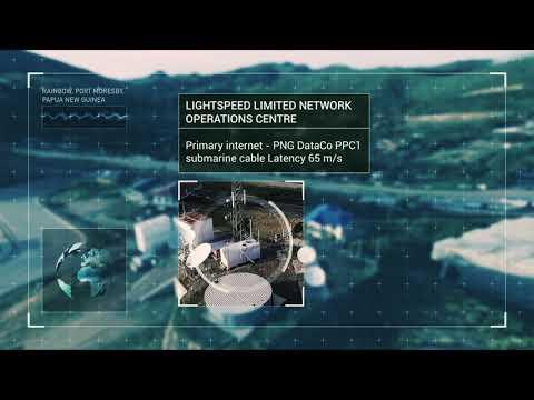 Lightspeed Network PNG