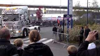 Camions Décorés - 24h du Mans camions- 10 Oct 2015