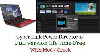 cyberlink powerdirector 17 ultimate full setup free download