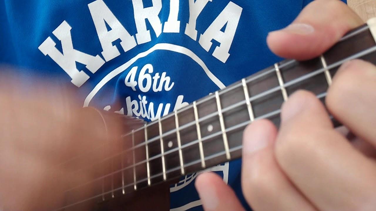 25 or 6 to 4#solo ukulele