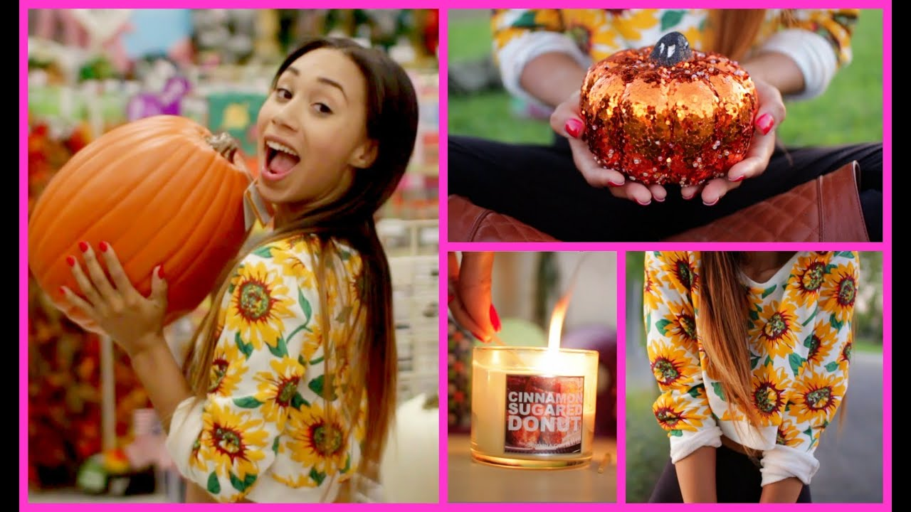 Fall Inspiration ♡ Outfit Room Decor Beauty Candles