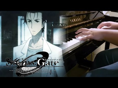 "[Steins;Gate 0 Anime ED] ""LAST GAME"" - Zwei (Piano)"