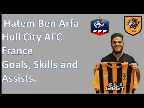 Hatem Ben Arfa Goals, Skills and Assists.