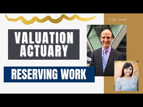 General Insurance Valuation Reserving Actuary   What do actuaries do