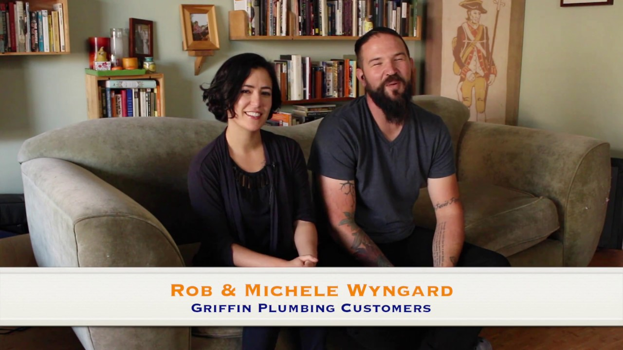 Griffin Plumbing Santa Maria Orcutt Awesome 5 Star Customer Review By Rob Michele W
