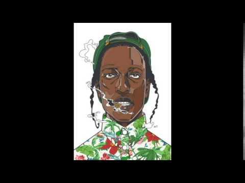 ASAP Rocky x Wiz Khalifa x Curren$y x PlayBoi Carti Type Beat - (Prod. J. Knight)
