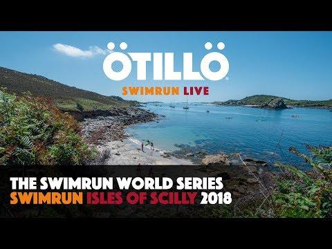 LIVE: ÖTILLÖ Swimrun Isles of Scilly 2018