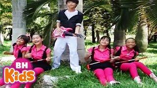 Cùng Nhảy Lên Nào ♫ Nhạc Thiếu Nhi Vui Nhộn [MV]