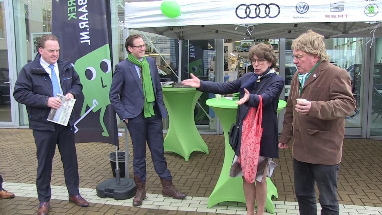 Bedrijven in Groningen krijgen bezoek van Groningen Bereikbaar