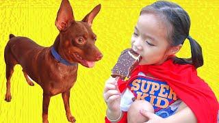Thám Tử Nhí: Chú Chó Siêu Quậy - Trang Vlog