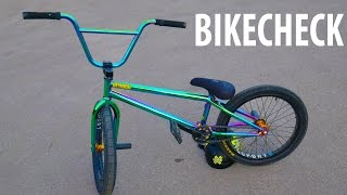 MY BMX BIKE CHECK 2017