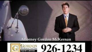 Car Wreck 18 Wheeler Accident Baton Rouge Personal Injury Lawyer - Gordon McKernan - Get Gordon!
