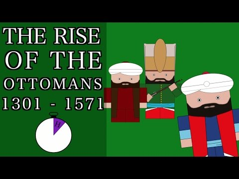 Ten Minute History - The Rise of the Ottoman Empire (Short D