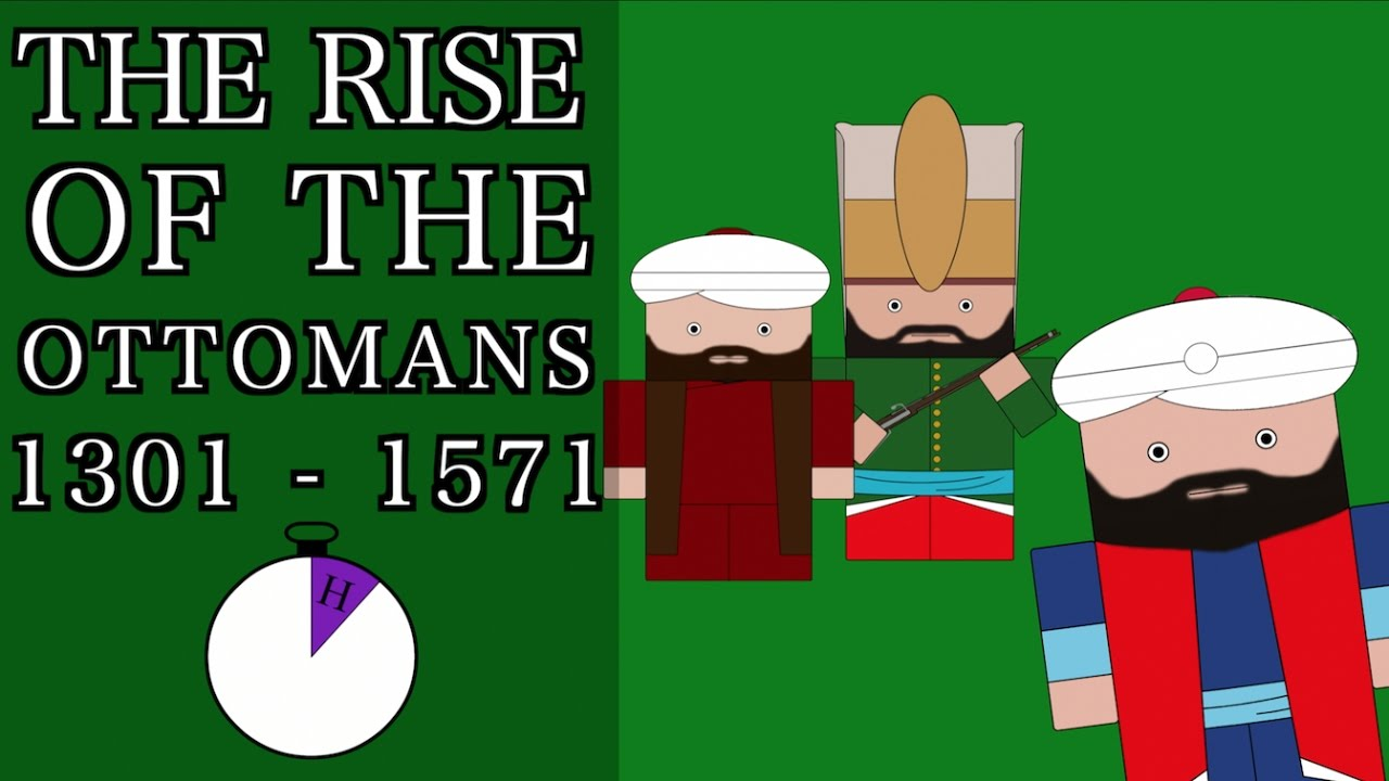Download Ten Minute History - The Rise of the Ottoman Empire (Short Documentary)