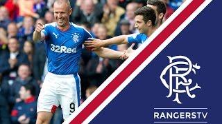 GOAL | Kenny Miller | Rangers 3-0 Peterhead