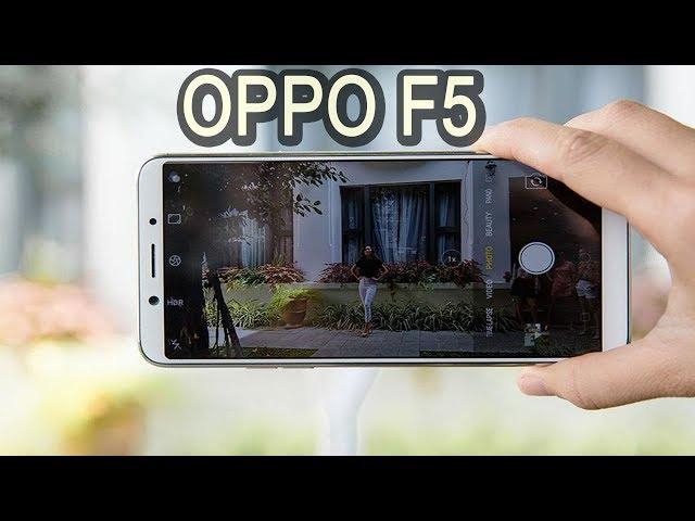 Oppo F5 | Artificial Intelligence In Selfies ??