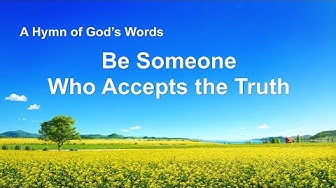 """""""Be Someone Who Accepts the Truth"""" 