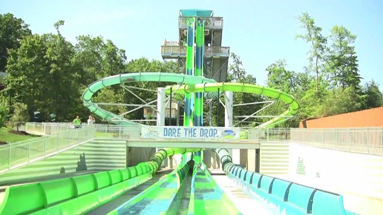 Marvelous Vanish Point Opening Day Highlights | Water Country USA   YouTube Ideas