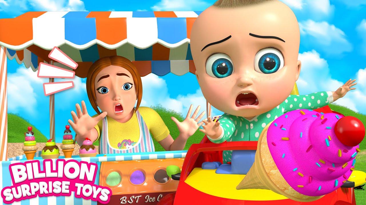 குழந்தை ஜானி மருத்துவருடன் விளையாடுகிறார் |  Billion surprise toys | Songs for children
