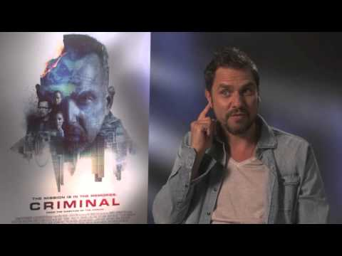 Criminal Director Ariel Vromen chats to us about the film, Memory Transfer and Kevin Costner.