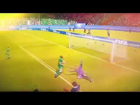 Paul Pogba - Fifa 16 goals,skills (EURO...