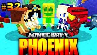 CHAOS im BABY KINDERGARTEN?! - Minecraft Phoenix #032 [Deutsch/HD]