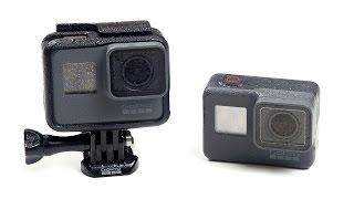 Распаковка GoPro Hero 5