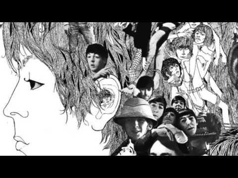 The Beatles - Klaus Voormann im Gespräch zum REVOLVER-Cover