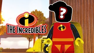 This is Older Jack Jack in LEGO Incredibles The videogame!