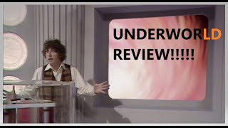 Doctor who underworld review!