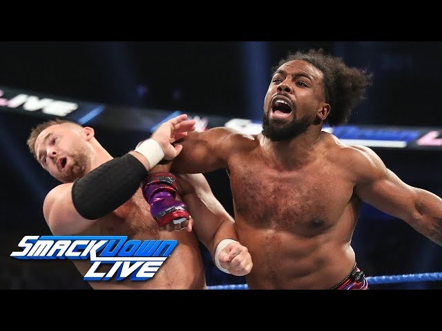 HINDI - The New Day vs. Randy Orton & The Revival: SmackDown LIVE, August 14, 2019