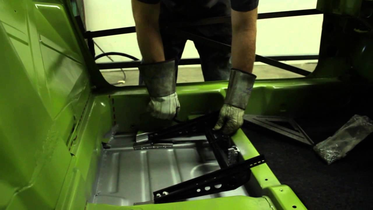 How To 914 Seat Frame Install Youtube