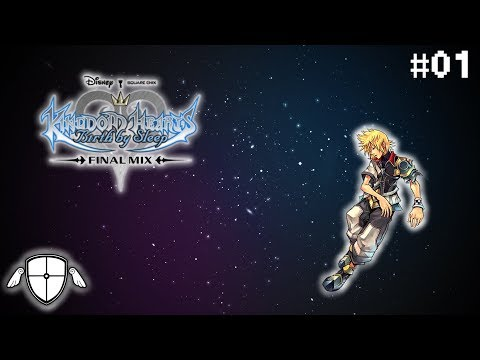 Kingdom Hearts Birth by Sleep || And so the Lore Begins! [01]