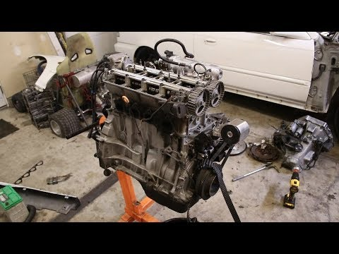 Budget B series Turbo Build / Engine Disassembled