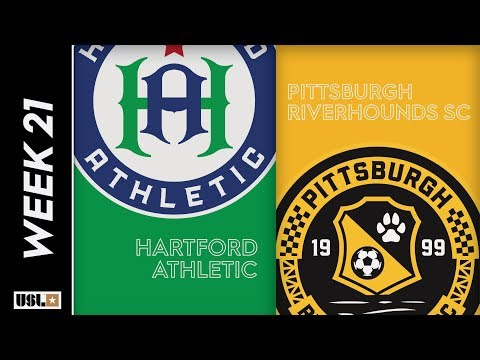 Hartford Athletic vs. Pittsburgh Riverhounds SC: July 27th, 2019